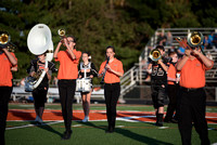 2017 8th Grade Band Field Show